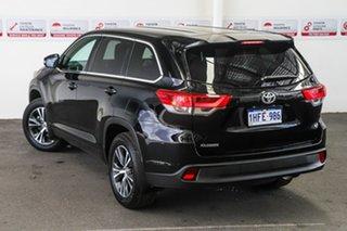 2019 Toyota Kluger GSU50R GX 2WD Eclipse Black 8 Speed Sports Automatic Wagon.