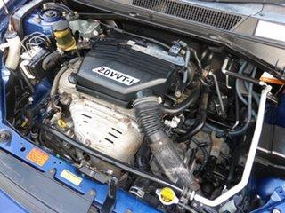 2000 Toyota RAV4 ACA21R Cruiser (4x4) Blue 4 Speed Automatic 4x4 Wagon