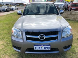 2010 Mazda BT-50 UNY0E4 SDX Grey 5 Speed Automatic Utility