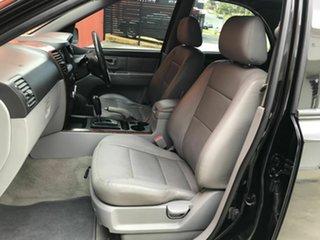 2005 Kia Sorento BL MY05 EX Black 5 Speed Sports Automatic Wagon
