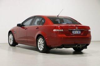 2012 Holden Berlina VE II MY12 Red 6 Speed Automatic Sedan
