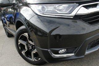 2018 Honda CR-V RW MY18 VTi-S FWD Dark Green 1 Speed Constant Variable Wagon.