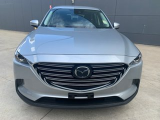 2020 Mazda CX-9 TC Sport SKYACTIV-Drive Sonic Silver 6 Speed Sports Automatic Wagon