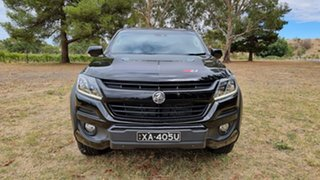 2019 Holden Colorado RG MY20 Z71 Pickup Crew Cab Black/Grey 6 Speed Sports Automatic Utility.