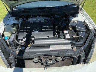 2004 Nissan Maxima J31 ST-L Pearl White 4 Speed Automatic Sedan