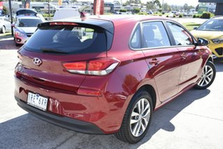 2020 Hyundai i30 PD2 MY20 Active Red 6 Speed Sports Automatic Hatchback