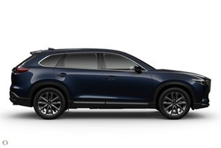 2020 Mazda CX-9 TC Azami SKYACTIV-Drive i-ACTIV AWD Blue 6 Speed Sports Automatic Wagon