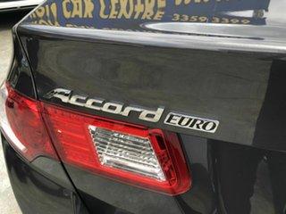 2008 Honda Accord 8th Gen VTi Grey 5 Speed Sports Automatic Sedan