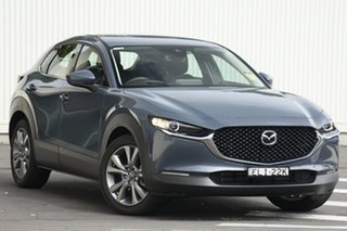 2020 Mazda CX-30 DM2WLA G25 SKYACTIV-Drive Touring Polymetal Grey 6 Speed Sports Automatic Wagon.