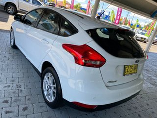 2018 Ford Focus LZ Trend White 6 Speed Automatic Hatchback