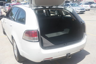 2011 Holden Commodore VE II MY12 Omega Sportwagon White 6 Speed Sports Automatic Wagon