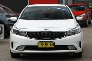 2018 Kia Cerato YD MY18 Sport+ White 6 Speed Sports Automatic Sedan
