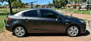 2011 Mazda 3 BL10F1 MY10 Neo Grey 6 Speed Manual Hatchback