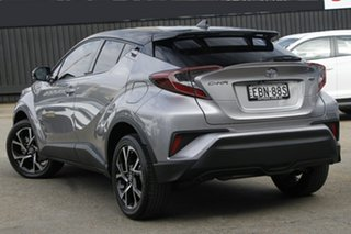 2019 Toyota C-HR NGX10R Koba S-CVT 2WD Grey 7 Speed Constant Variable Wagon.