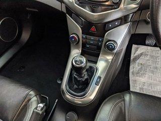 2014 Holden Cruze JH Series II MY14 Z Series Blue 5 Speed Manual Sedan
