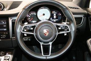 2017 Porsche Macan 95B MY18 S Carrara White 7 Speed Auto Dual Clutch Wagon
