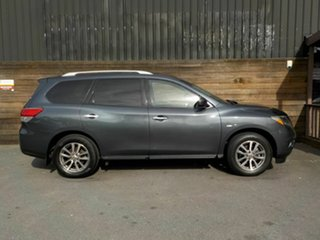 2014 Nissan Pathfinder R52 MY14 ST X-tronic 4WD Grey 1 Speed Constant Variable Wagon.