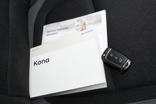 2018 Hyundai Kona OS MY18 Active 2WD Aqua 6 Speed Sports Automatic Wagon