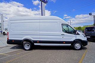 2020 Ford Transit VO 2020.50MY 430e High Roof White 10 Speed Automatic Van