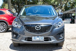 2013 Mazda CX-5 KE1071 Maxx SKYACTIV-Drive Sport Meteor Grey 6 Speed Sports Automatic Wagon