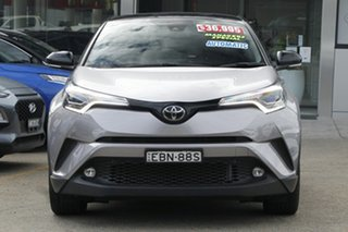 2019 Toyota C-HR NGX10R Koba S-CVT 2WD Grey 7 Speed Constant Variable Wagon