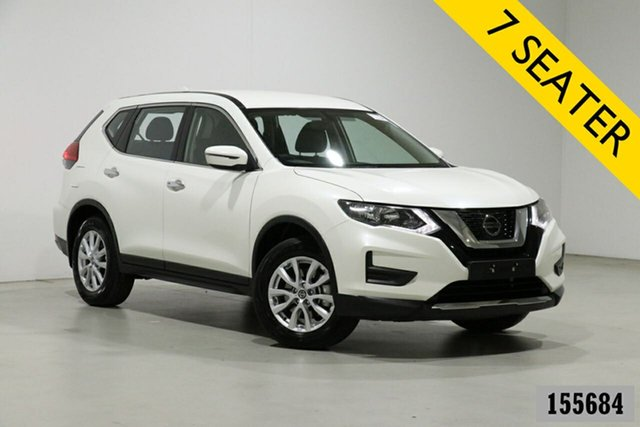 Used Nissan X-Trail T32 Series 2 ST 7 Seat (2WD) (5Yr) Bentley, 2019 Nissan X-Trail T32 Series 2 ST 7 Seat (2WD) (5Yr) White Continuous Variable Wagon