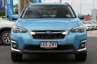 2019 Subaru XV G5X MY20 Hybrid Lineartronic AWD Lagoon Blue 7 Speed Constant Variable Wagon Hybrid