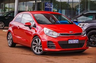 2015 Kia Rio UB MY15 Sport Red 6 Speed Sports Automatic Hatchback.