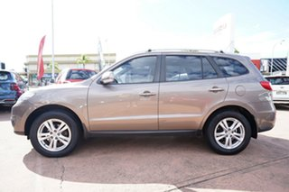 2009 Hyundai Santa Fe CM MY10 Highlander CRDi (4x4) Brown 6 Speed Automatic Wagon