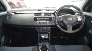 2010 Suzuki Swift RS415 Beat Green 5 Speed Manual Hatchback