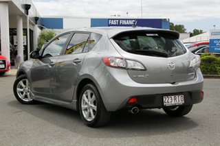 2010 Mazda 3 BL10C1 MZR-CD Aluminium 6 Speed Manual Hatchback.