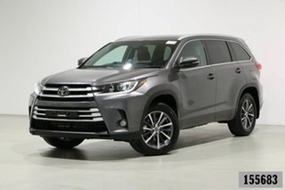 2019 Toyota Kluger GSU50R GXL (4x2) Grey 8 Speed Automatic Wagon.