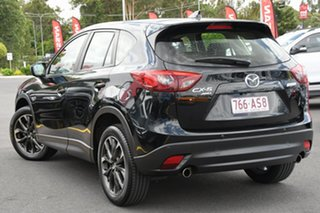 2015 Mazda CX-5 KE1022 Grand Touring SKYACTIV-Drive AWD Black 6 Speed Sports Automatic Wagon.
