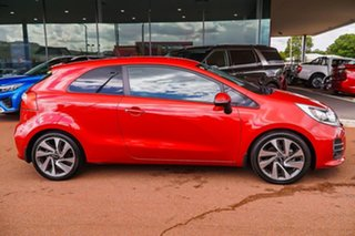 2015 Kia Rio UB MY15 Sport Red 6 Speed Sports Automatic Hatchback