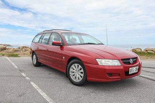 2005 Holden Commodore VZ Acclaim Maroon 4 Speed Automatic Wagon.