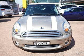 2009 Mini Cooper R56 Silver 6 Speed Automatic Hatchback