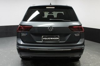 2018 Volkswagen Tiguan 5N MY18 140TDI Highline DSG 4MOTION Allspace Grey 7 Speed