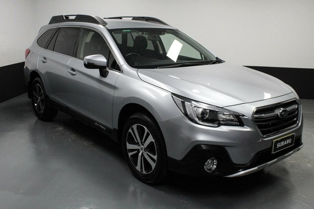 Used Subaru Outback B6A MY18 2.5i CVT AWD Cardiff, 2018 Subaru Outback B6A MY18 2.5i CVT AWD Silver 7 Speed Constant Variable Wagon