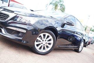 2015 Holden Cruze JH MY15 SRi Black 6 Speed Automatic Hatchback.