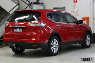 2015 Nissan X-Trail T32 ST (FWD) Red Continuous Variable Wagon