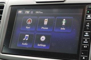 2017 Honda CR-V RM Series II MY17 VTi-L 4WD White 5 Speed Sports Automatic Wagon