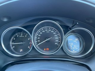 2014 Mazda CX-5 KE1031 MY14 Grand Touring SKYACTIV-Drive AWD Blue Reflex 6 Speed Sports Automatic