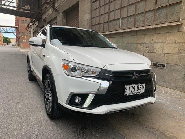 Used Mitsubishi ASX XB MY15.5 LS 2WD Cheltenham, 2016 Mitsubishi ASX XB MY15.5 LS 2WD White 6 Speed Constant Variable Wagon