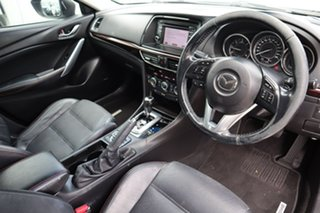 2013 Mazda 6 GJ1021 GT SKYACTIV-Drive Silver 6 Speed Sports Automatic Sedan