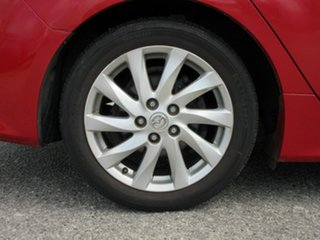 2010 Mazda 6 GH MY09 Classic Red 5 Speed Auto Activematic Sedan.