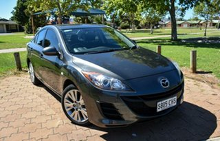 2011 Mazda 3 BL10F1 MY10 Neo Grey 6 Speed Manual Hatchback.