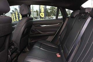2018 BMW X6 F16 xDrive30d Coupe Steptronic White 8 Speed Sports Automatic Wagon