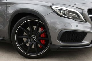 2015 Mercedes-Benz GLA-Class X156 806MY GLA45 AMG SPEEDSHIFT DCT 4MATIC Mountain Grey 7 Speed