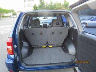 2004 Toyota RAV4 ACA22R CV (4x4) Blue 4 Speed Automatic Wagon