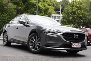 2020 Mazda 6 GL1033 Sport SKYACTIV-Drive Machine Grey 6 Speed Sports Automatic Sedan.